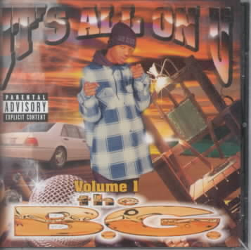 ITS ALL ON U VOL 01 BY B.G. (CD)