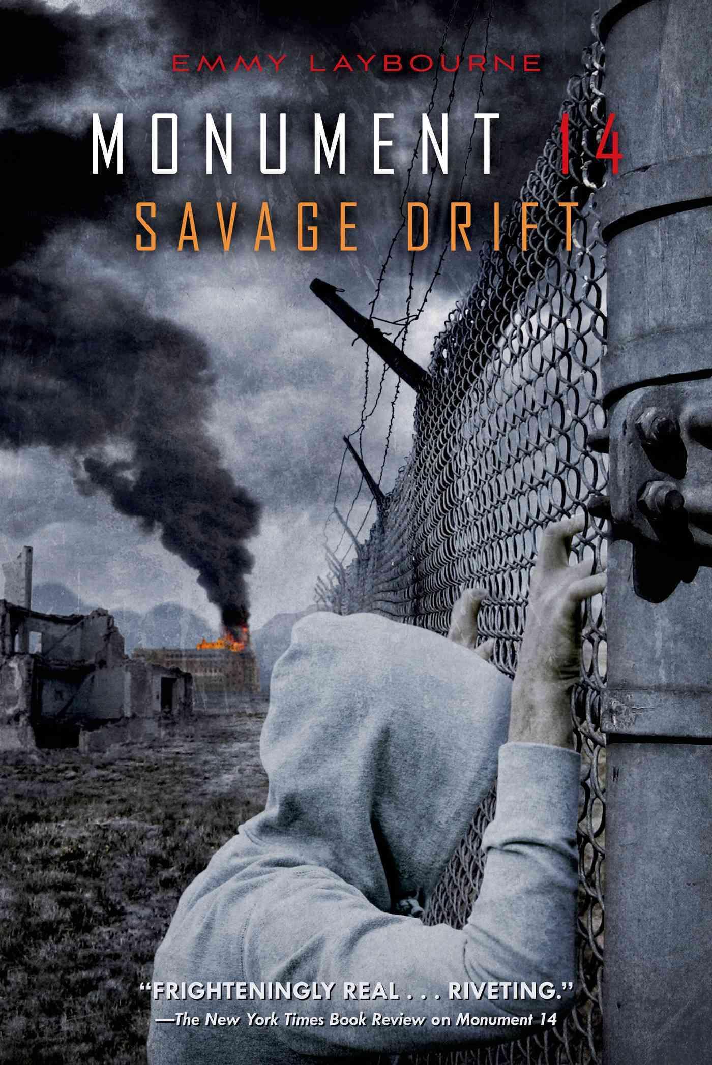 Savage Drift By Laybourne, Emmy